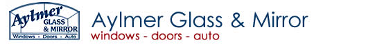 aylmer glass and mirror logo